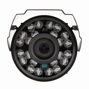 HD 800TVL 24 IR-LEDS CCTV Camera Home Security Day/Night Waterproof Camera