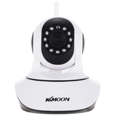KKmoon® HD 720P drahtloses WiFi IP-Kamera-Baby-Monitor