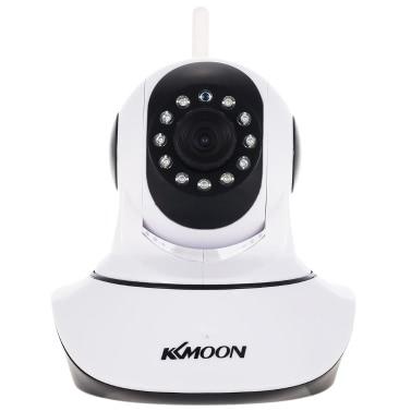 KKmoon? HD 720P WiFi IP Camera Baby Monitor,free shipping $26.99(code:SBM46)