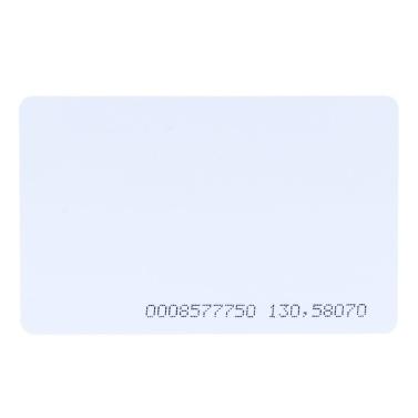 Second Hand RFID TK4100 125KHz Proximity Door Control Entry Access EM card-0.9mm-10pcs