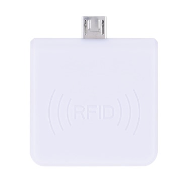 Portable RFID 125KHz Proximity Smart EM Card USB ID Reader Win8/Android/OTG Supported R65D
