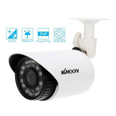 KKmoon® 700TVL Bullet CCTV seguridad cámara impermeable corte IR día/noche visión hogar vigilancia NTSC sistema