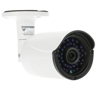 COTIER 1080P 2.0MP AHD Kugel Wasserdichte Kamera 3.6mm 1 / 2.7