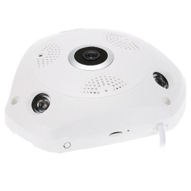 960P HD Cámara sin hilos del IP de VIF de Wifi de 360 grados