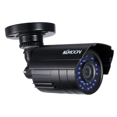 KKmoon 4 * 1080P AHD CCTV Kamera + 4 * 60ft Kabel PAL System