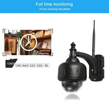EasyN  HD 960P P2P Wireless WiFi PTZ IP Camera