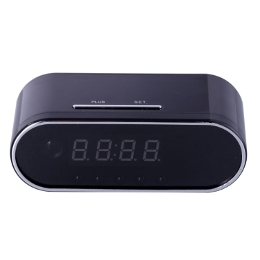 Z10 Weitwinkel High-Definition WIFI Mini Kamera IR Nachtsicht Elektronische Tischuhr Cam