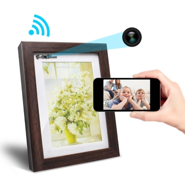 720P Wifi Photo Frame Camera ,free shipping $48.99(Code:SPFCS6)