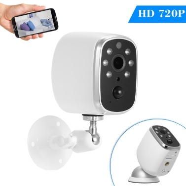 720P Wireless WiFi Low Power Consumption Battery Camera