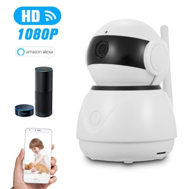 Home Security 1080P Wireless WIFI IP Camera