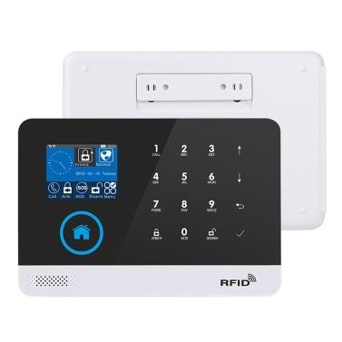 WiFi + GSM-Hausalarmsystem Dual Network Alarm Controller