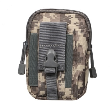 Outdoor Sports Casual Tactical Military Fanny Pack Phone Case Camping Hunting Bags