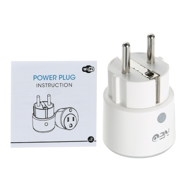 NEO Smart Power Plug Smart-Home-Steckdose
