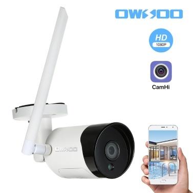 OWSOOワイヤレス1080Pセキュリティカメラ