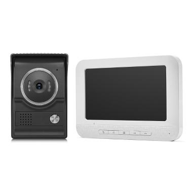 7inch Video Door Phone Doorbell