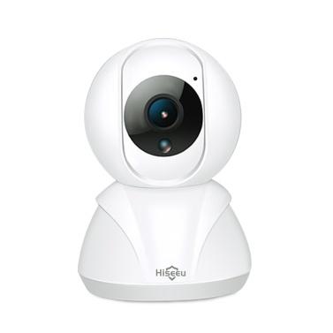Drahtlose Heimsicherheitskamera, Smart 1080P IP-Innenüberwachungskamera für Baby- / Ältesten- / Kindermädchenmonitore mit Bewegungsverfolgung in zwei Richtungen