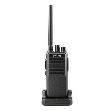 POFUNG P54U Mini Walkie Talkie GMRS 462.5625- 467.7250 MHz 16CH Portable Handheld Transceiver Interphone VOX Function Two Way Radio