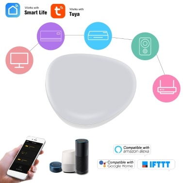 Hub de control remoto IR por WiFi-IR