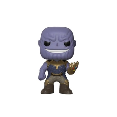 51% OFF The Avengers 3 Thanos Hand On Doll Model,limited offer $6.79