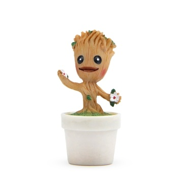 Guardians of the Galaxy - Groot Collectible Figure Flowerpot Movie Fans Gift