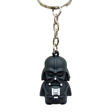 58% OFF Black Cartoon Soldier Key Ring Pendant,limited offer $2.99