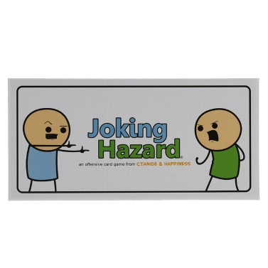 Joking Hazard Offensive Card Game Party Play Cards