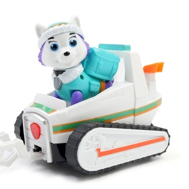 27% OFF 1Pcs Paw Patrol Racers Figure and Vehicle,limited offer $7.99