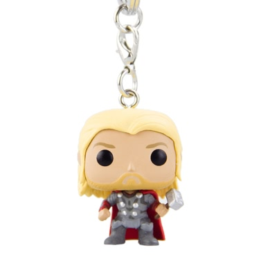 FUNKO Avengers 2 Thor Action Figure Keychain
