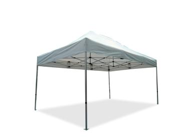 Folding Tent 3 x 4.5 m White Aluminum Tube size dia.40mm 100% Waterproof Pop Up Marquee Pergola Gazebo event foldable canopy