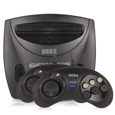 3 € de réduction pour Sega Genesis 3 16 Bit Intégré 5 Jeux Classiques Vidéo Retro Handheld Game Player seulement € 16,59