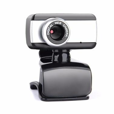 USB 2.0 480P Web Camera Laptop Webcam Clip-On Web Cameras Webcams com microfone para computador PC Desktop