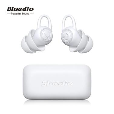 Tappi per le orecchie in silicone Bluedio NE -40dB Riduzione del rumore Isolamento acustico Protezione per le orecchie Anti-rumore per dormire e nuotare