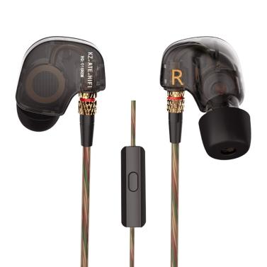 كز يت 3.5mm في الأذن سماعات ث / ميكروفون