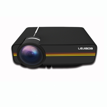 YG400 LCD Portable Mini HD Wired Projector,free shipping $69.99(Code:TTYG)
