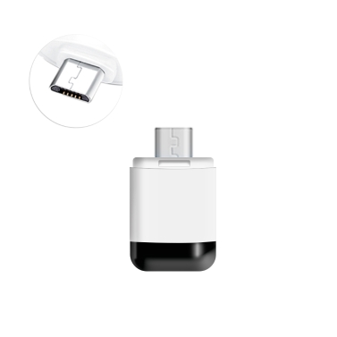 Mobile Phone Remote Wireless Infrared Appliances Remote Control Adapter Micro USB Interface