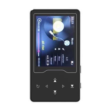$4 OFF RUIZU D08 8GB MP3 MP4 Audio&Video Player,free shipping $25.99(code:TTD08)