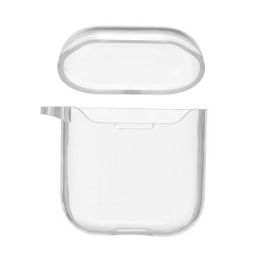 Kopfhörer-Schutzhülle für Apple AirPods Charging Box Weiche TPU-Schutzhülle für Apple Kopfhörer-Zubehör