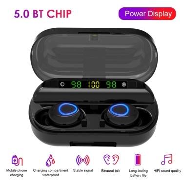 43% OFF V10 Earphone BT5.0 Earbuds, Limi