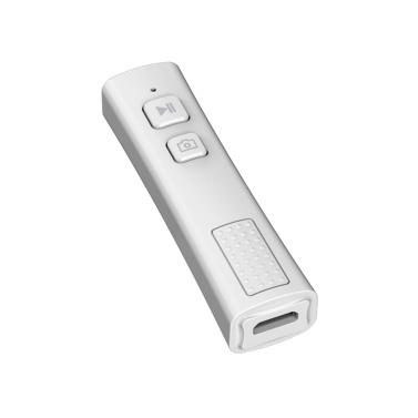 BT4864 Music Receiver Adapter BT5.0 Kabelloser Musikempfänger mit Mikrofon Unterstützt Freisprechanrufe