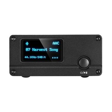 XDUOO XQ-50 PRO Bluetooth 5.0 Audioempfängerkonverter DAC Typ C HD CS8406 ES9018K2M Decoderempfängerkonverter