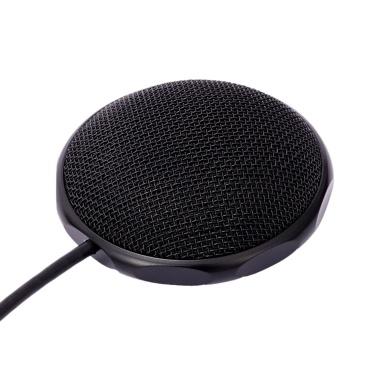 USB-Kondensatormikrofon Computermikrofon für Podcasting-Aufzeichnung Voice-Over-Interviews Telefonkonferenzen