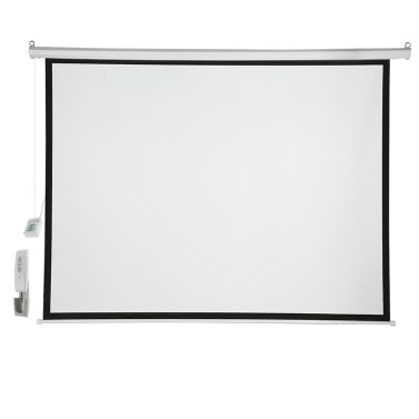100-Zoll-Elektro-HD-Projektionsschirm