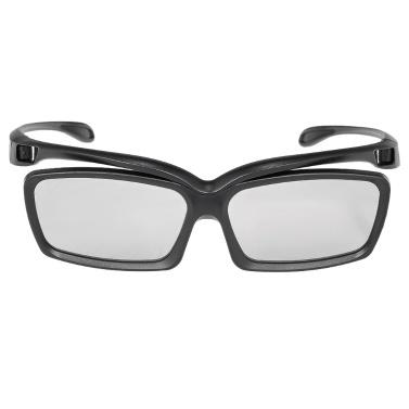 LT01 Passive 3D-Brille Zirkular polarisierte Gläser für polarisierte TV Real D 3D-Kinos für Sony Panasonic