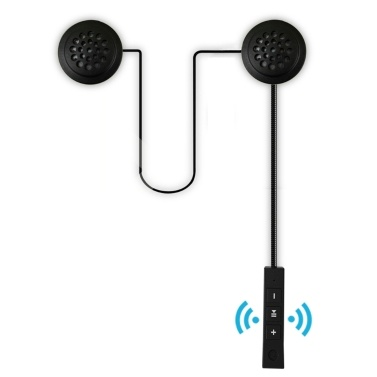 32% OFF Wireless Motorbike Intercom Helmet BT Headphone,limited offer $9.99