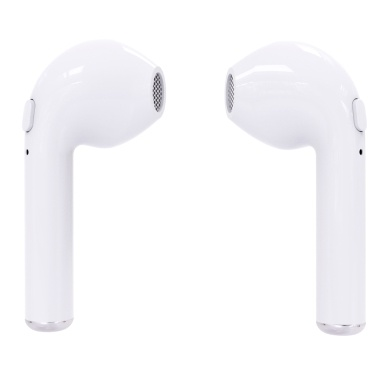 fone de ouvido estéreo BT fone de ouvido sem fio Fones de ouvido i7S TWS para Android i-Phone