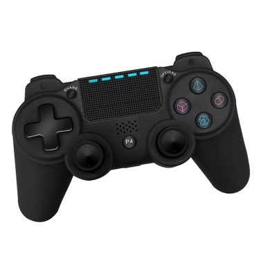 Gaming Controller Wireless Bluetooth Gamepad Dual Vibration 3.5mm Audio Jack Compatible Playstation 4 PS4 DualShock 4