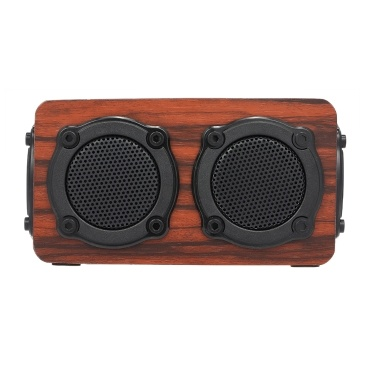 29% OFF Portable Wooden Wireless Bluetooth 4.2 Speaker,limited offer $18.99