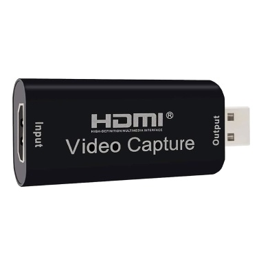 Video Capture Card USB Video Grabber Record Card for Live Stream Broadcast Card Game Capture Card