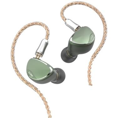 BQEYZ Spring 2 In Ear Monitor Stereo-HiFi-Kopfhörer