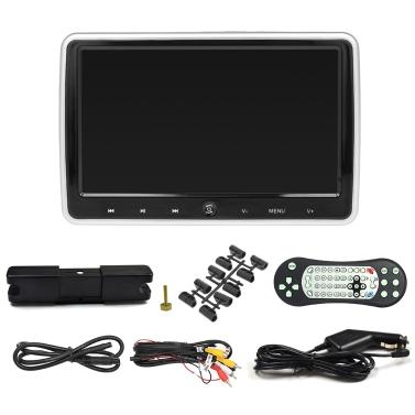 JD-1018D 10.1 Inches Car Headrest DVD Player